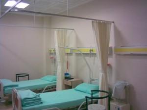 Hijyenik Hastane Perdesi
